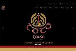 Itoto House College Membership Website