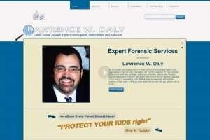 Hand Coded Investigator's Website
