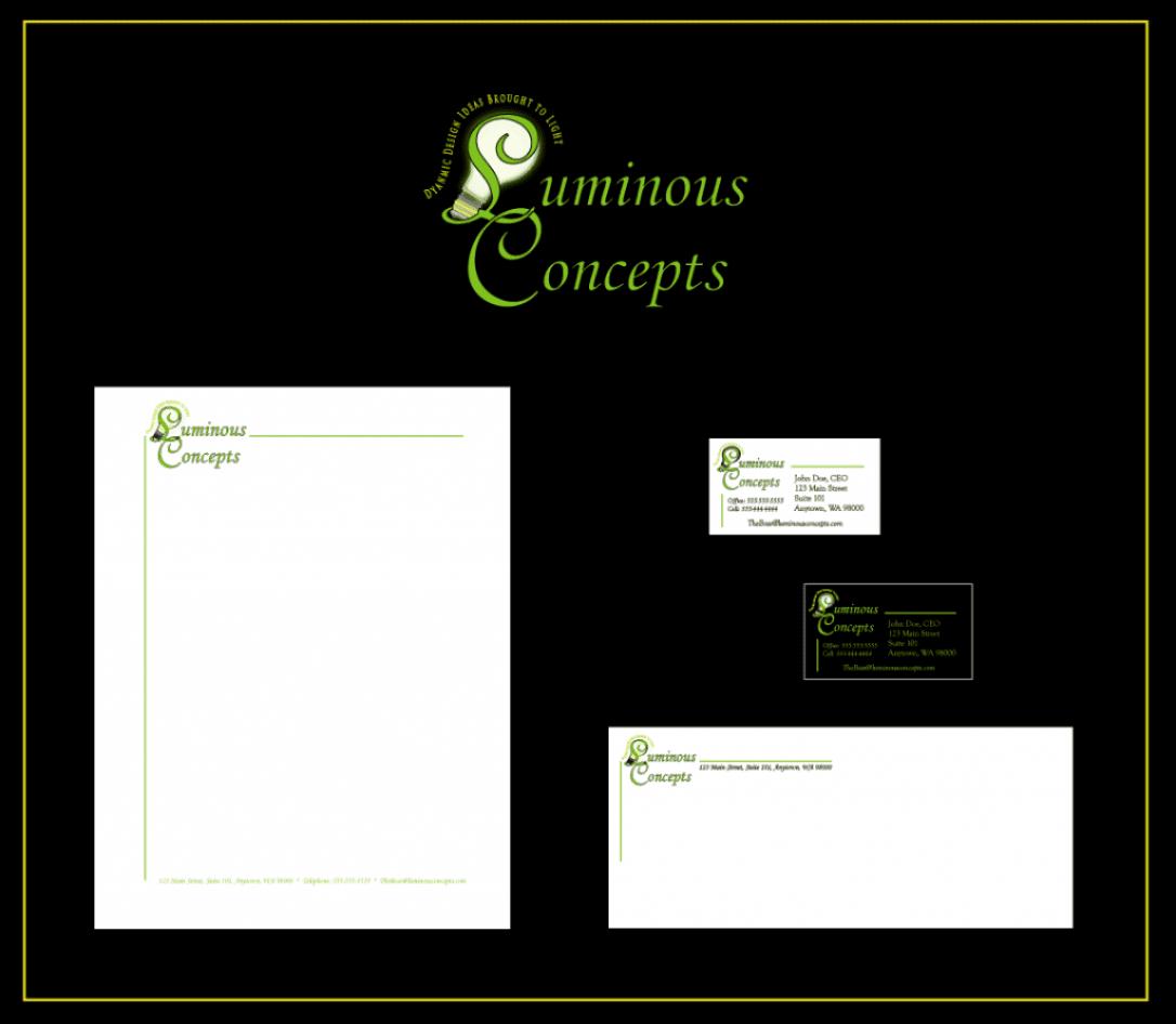 Luminous Concepts Business Package Presentation 2