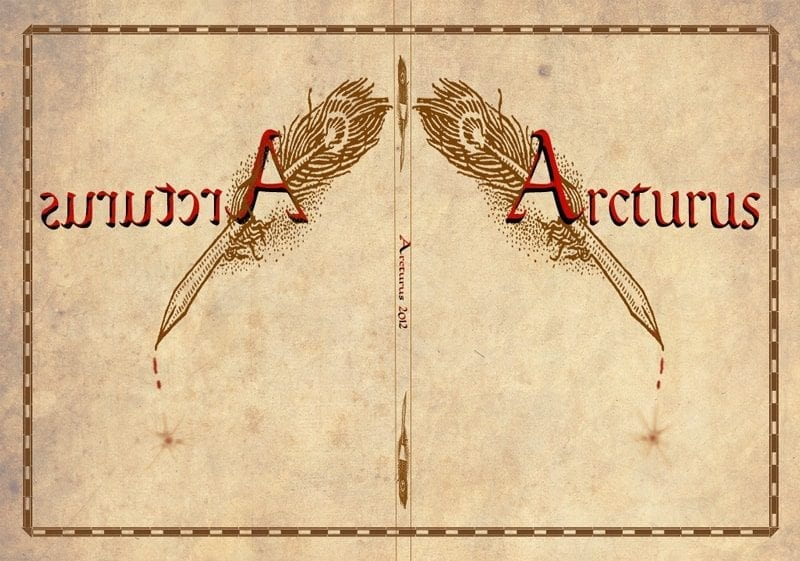 Arcturus - Outside Cover - Back and Front