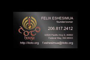 Membership Website Business Card