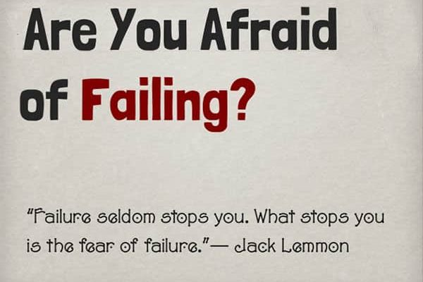 afraid of failing img