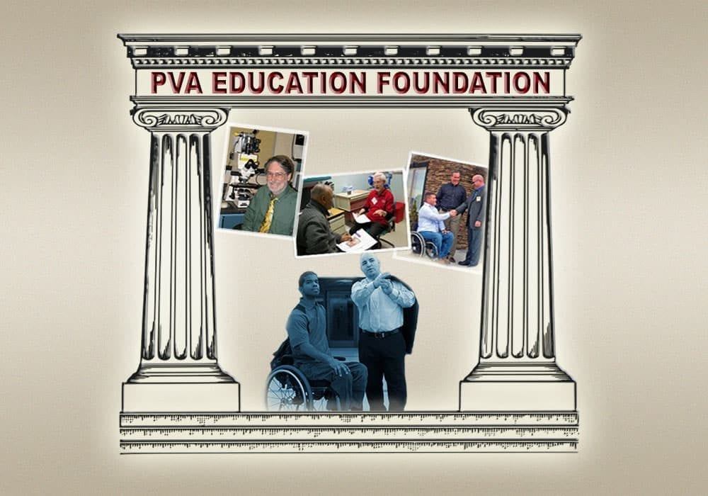 PVA Education Foundation 2017 Grant Opening Post Page Image