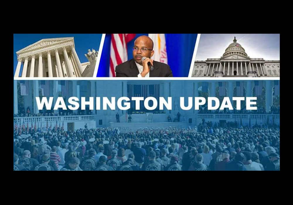 Washington Update Slide
