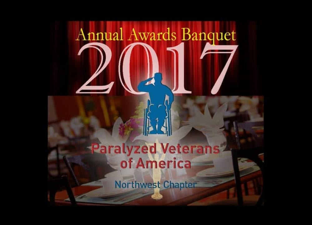Featured Image for Post About Paralyzed Veterans Awards Banquet