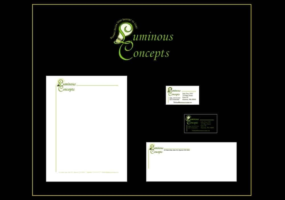 Business Stationary Package