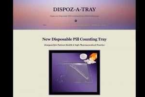 New Product Information Website Slide