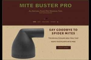 New Product E-Commerce Website Slide