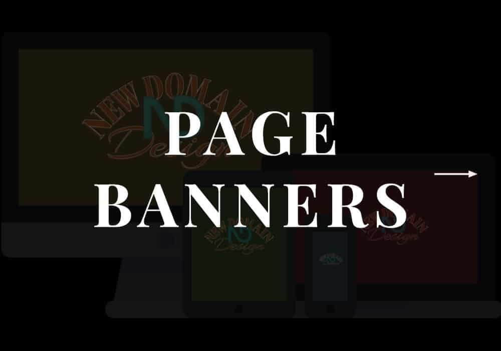 Page Banners Category Placeholder