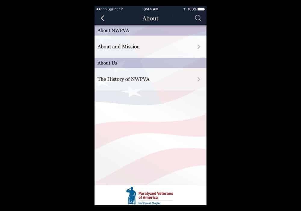 NWPVA Phone App 6