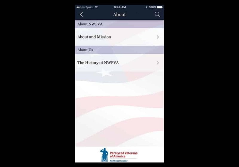 NWPVA Phone App 6 Slide