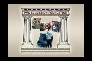 Paralyzed Veterans Education Foundation Grants Post Featured Image Slide