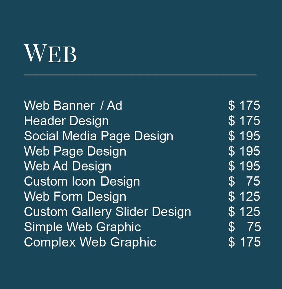 graphic design prices graphic 2a