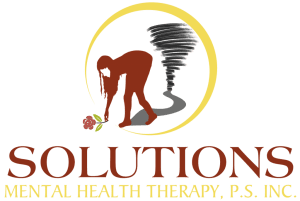 solutions mental health logo