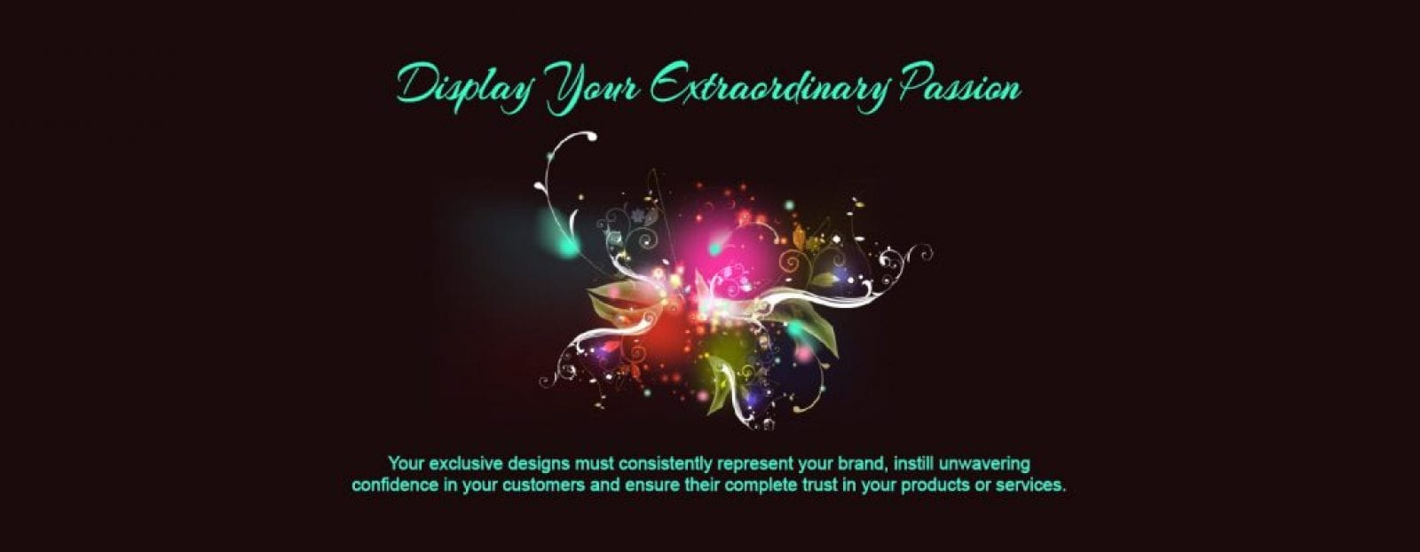 display your passion graphic 6