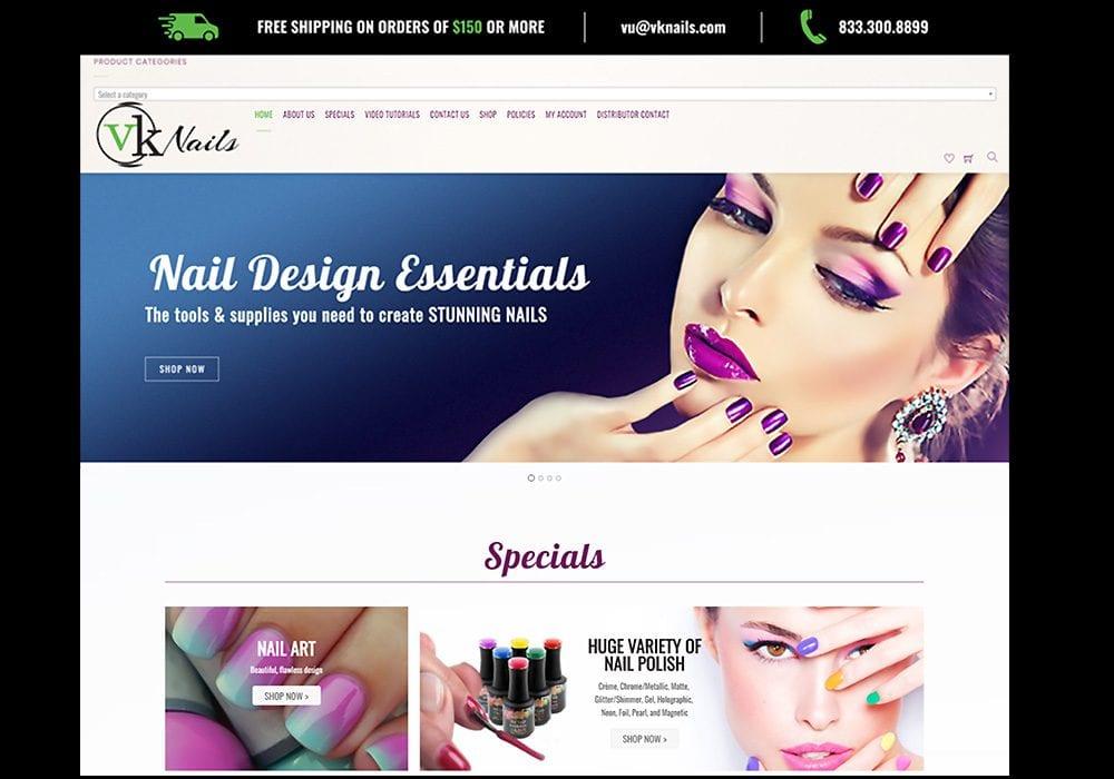 VK Nails